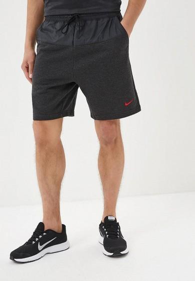 Купить Шорты спортивные Nike - цвет: серый, Камбоджа, NI464EMBBJT8