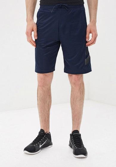 Купить Шорты спортивные Nike - цвет: синий, Вьетнам, NI464EMBBJU8