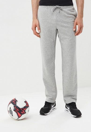 Брюки спортивные Nike - цвет: серый, Камбоджа, NI464EMBWDJ3  - купить со скидкой