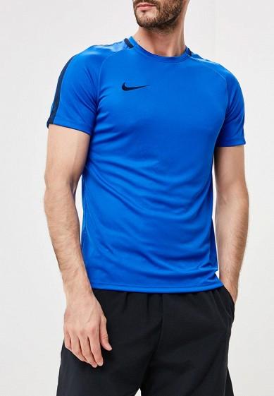 Купить Футболка спортивная Nike - цвет: синий, Камбоджа, NI464EMBWDL1