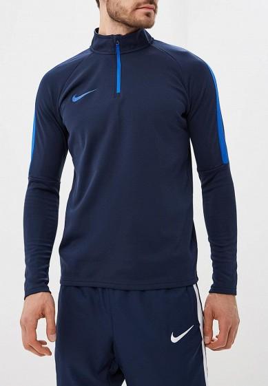 Купить Олимпийка Nike - цвет: синий, Таиланд, NI464EMBWDM6