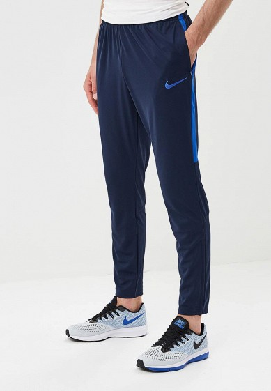 Купить Брюки спортивные Nike - цвет: синий, Вьетнам, NI464EMBWDM8