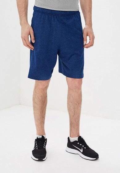 Купить Шорты спортивные Nike - цвет: синий, Малайзия, NI464EMBWDM9