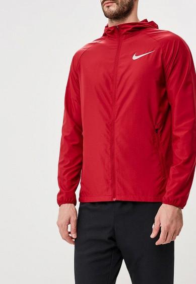 Ветровка Nike - цвет: бордовый, Вьетнам, NI464EMBWDN3  - купить со скидкой