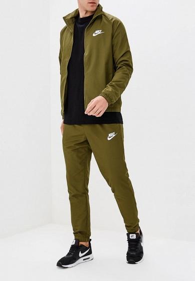 Купить Костюм спортивный Nike - цвет: хаки, Вьетнам, NI464EMBWDN9