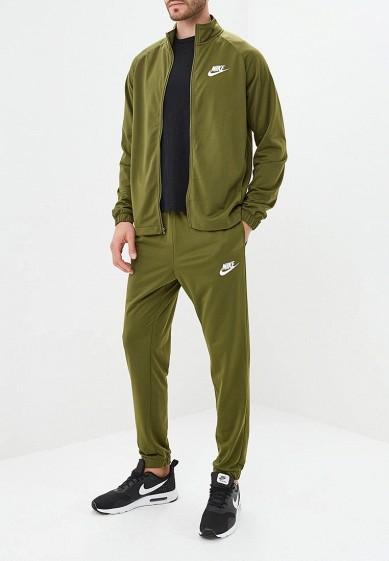 Купить Костюм спортивный Nike - цвет: хаки, Вьетнам, NI464EMBWDO0