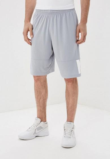 Купить Шорты спортивные Nike - цвет: серый, Таиланд, NI464EMBWHC5