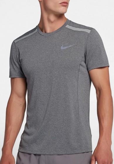 Купить Футболка спортивная Nike - цвет: серый, Камбоджа, NI464EMBWHF2