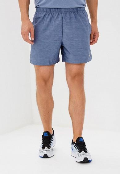 Шорты спортивные Nike - цвет: синий, Камбоджа, NI464EMBWHJ2  - купить со скидкой