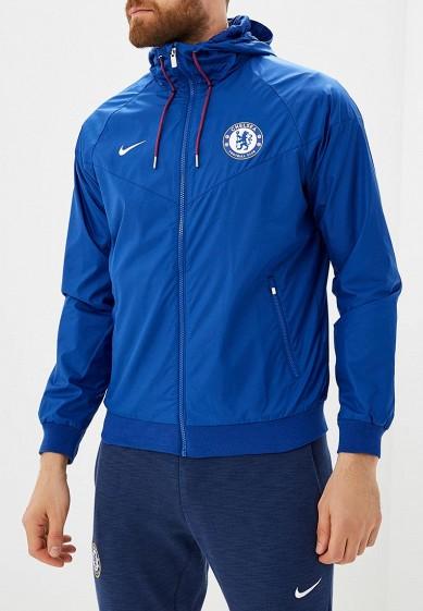 Ветровка Nike - цвет: синий, Вьетнам, NI464EMBWHL1  - купить со скидкой
