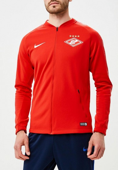 Купить Олимпийка Nike - цвет: красный, Индонезия, NI464EMBWHM3
