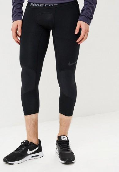 Тайтсы Nike - цвет: черный, Шри-Ланка, NI464EMBWHQ1  - купить со скидкой