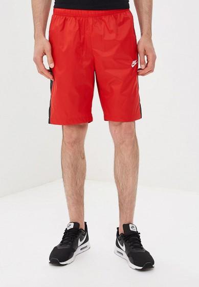 Купить Шорты спортивные Nike - цвет: красный, Вьетнам, NI464EMBWHR8