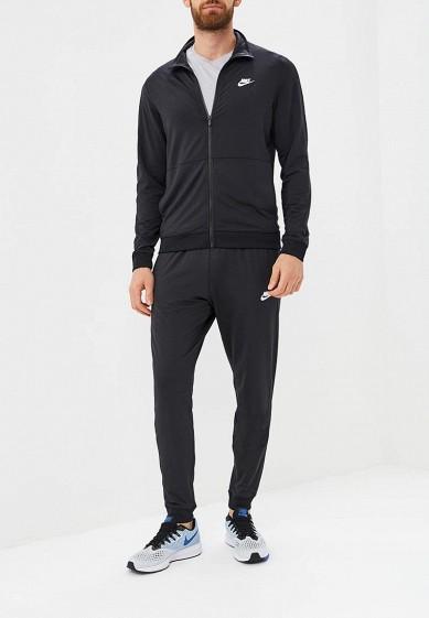 Костюм спортивный Nike - цвет: черный, Вьетнам, NI464EMBWHS9  - купить со скидкой