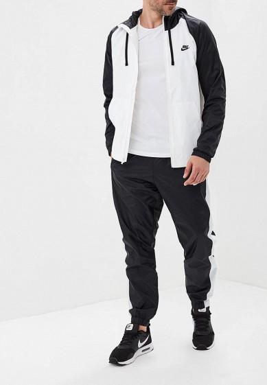 Купить Костюм спортивный Nike - цвет: белый, черный, Вьетнам, NI464EMBWHT3