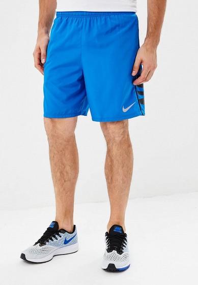 Купить Шорты спортивные Nike - цвет: синий, Вьетнам, NI464EMBWHU0