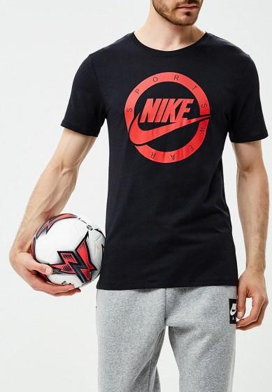 Купить Футболка Nike - цвет: черный, Турция, NI464EMBWHV2