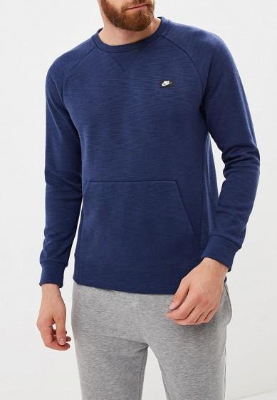 Купить Свитшот Nike - цвет: синий, Камбоджа, NI464EMBWHX6