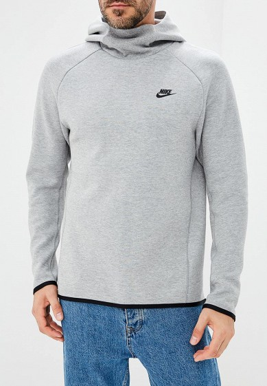 Купить Худи Nike - цвет: серый, Камбоджа, NI464EMBWHY6