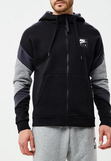 Толстовка Nike - цвет: черный, Камбоджа, NI464EMBWIA7  - купить со скидкой