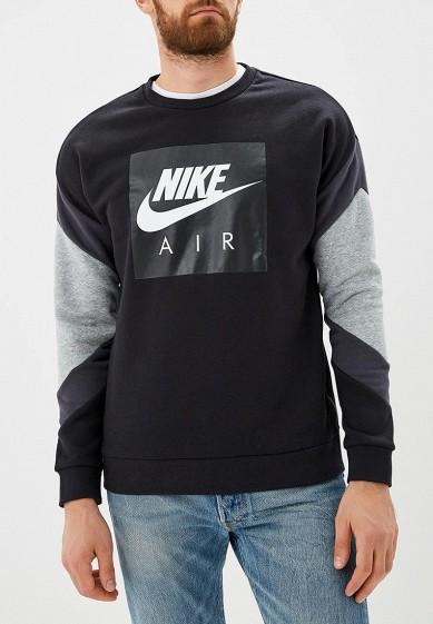 Купить Свитшот Nike - цвет: черный, Камбоджа, NI464EMBWIB0