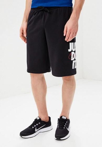 Купить Шорты Nike - цвет: черный, Китай, NI464EMBWID6