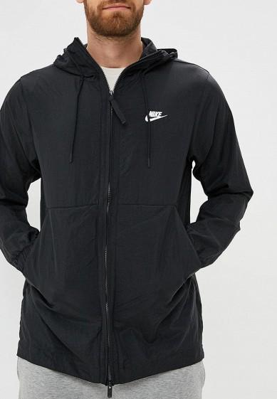 Купить Ветровка Nike - цвет: черный, Вьетнам, NI464EMBWIE2