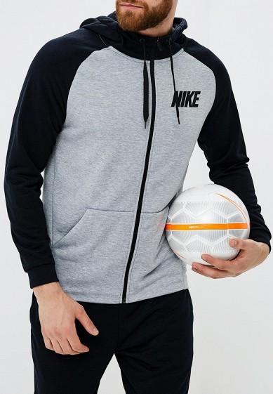 Купить Толстовка Nike - цвет: серый, Камбоджа, NI464EMBWIG8