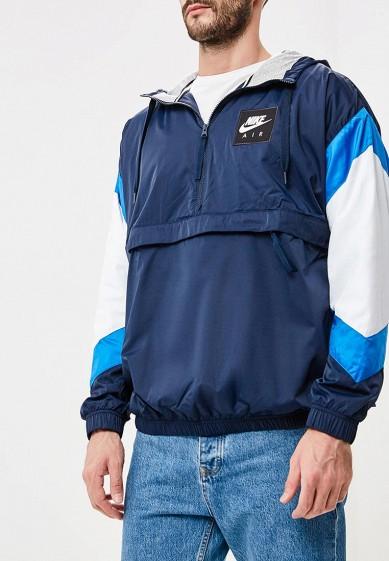 Купить Ветровка Nike - цвет: синий, Вьетнам, NI464EMBWIH8