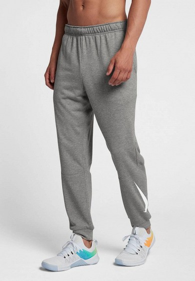 Купить Брюки спортивные Nike - цвет: серый, Камбоджа, NI464EMBWII0