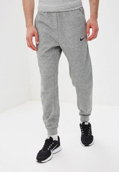 Купить Брюки спортивные Nike - цвет: серый, Малайзия, NI464EMBWII2