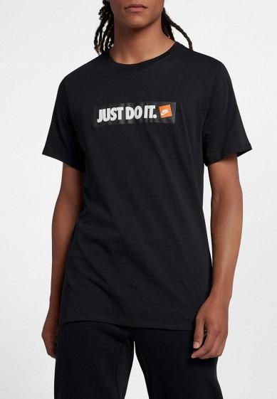 Купить Футболка Nike - цвет: черный, Турция, NI464EMBWIK4