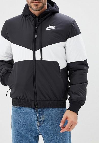 Купить Куртка утепленная Nike - цвет: черный, Вьетнам, NI464EMBWIM4