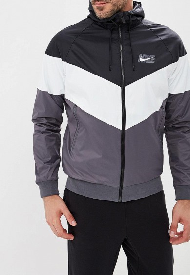 Купить Ветровка Nike - цвет: мультиколор, Вьетнам, NI464EMBWIM7