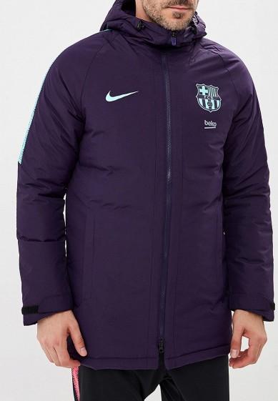 Купить Куртка утепленная Nike - цвет: синий, Китай, NI464EMBWIN0