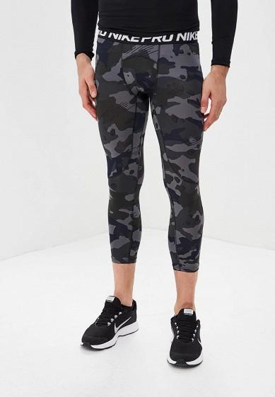 Купить Тайтсы Nike - цвет: серый, Китай, NI464EMBWIR3