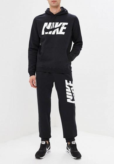 Костюм спортивный Nike - цвет: черный, Китай, NI464EMBWIR8  - купить со скидкой