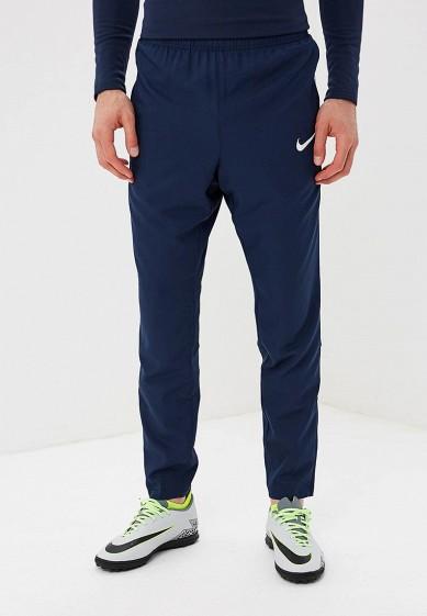 Купить Брюки спортивные Nike - цвет: синий, Таиланд, NI464EMBWIT1