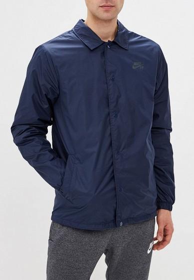 Купить Ветровка Nike - цвет: синий, Индонезия, NI464EMCMIQ4