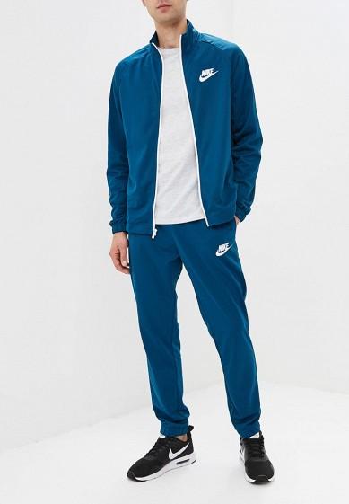 Купить Костюм спортивный Nike - цвет: синий, Вьетнам, NI464EMCMIR5