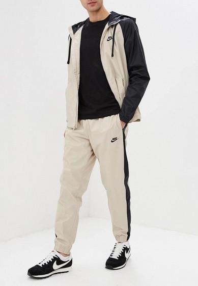 Купить Костюм спортивный Nike - цвет: бежевый, Вьетнам, NI464EMCMJF8