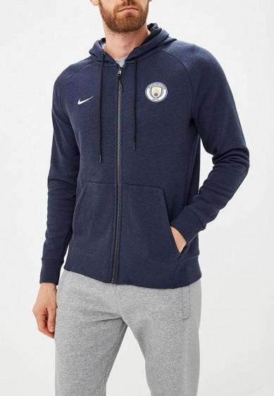 Купить Олимпийка Nike - цвет: синий, Камбоджа, NI464EMCUFE2