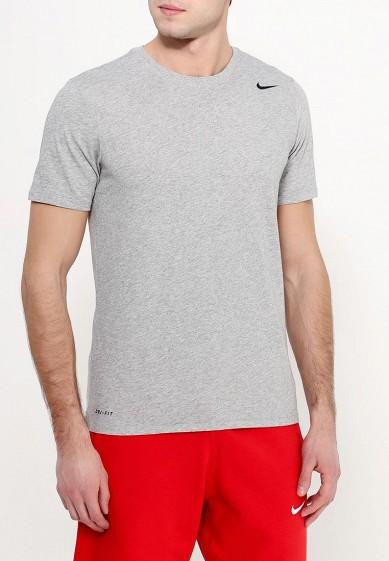 Купить Футболка спортивная Nike - цвет: серый, Малайзия, NI464EMHBD72