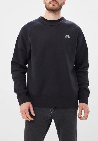 Купить Свитшот Nike - цвет: черный, Камбоджа, NI464EMJFN45