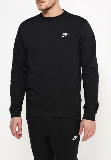 Купить Свитшот Nike - цвет: черный, Пакистан, NI464EMJFP07