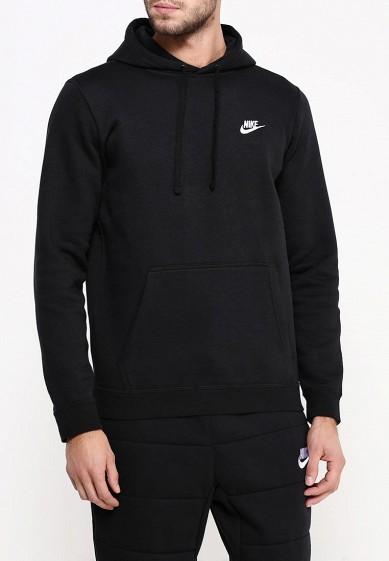 Купить Худи Nike - цвет: черный, Пакистан, NI464EMJFP13
