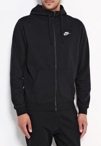 Купить Толстовка Nike - цвет: черный, Камбоджа, NI464EMJFP22