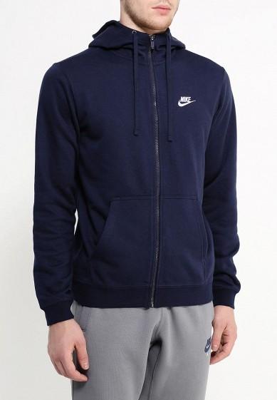 Купить Толстовка Nike - цвет: синий, Камбоджа, NI464EMJFP23