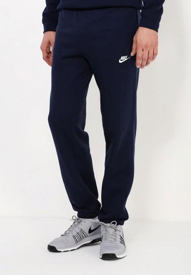 Купить Брюки спортивные Nike - цвет: синий, Пакистан, NI464EMJFP31