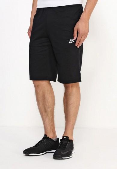 Купить Шорты Nike - цвет: черный, Китай, NI464EMJFP43
